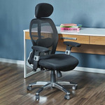 Deluxe Mesh Ergonomic Office Chair with Headrest $239 + Delivery @ Temple & Webster