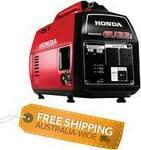 Honda EU22i Generator $1849 Delivered @ Hampton Mower Power