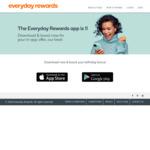 Collect 2000 Rewards Points @ Woolworths Everyday Rewards