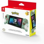 [Prime] HORI Split Pad Pro (Pikachu & Eevee) for Nintendo Switch $59.95 Delivered @ Amazon AU