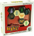 Hive Games - Standard $28, Pocket $21, Expansions $7 + Delivery ($0 w/ Prime or $39 Spend) @ Amazon AU