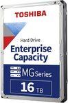 "Toshiba 16TB 3.5"" HDD Enterprise MG08ACA16TE $565.48 + Delivery ($0 with Prime) @ Amazon UK via AU"