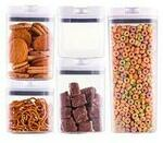 60% off Avanti Flip Top Storage Container 5pce $39.95 + Delivery @ Choicenter