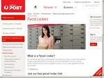 Free Parcel Locker Trial at Australia Post at Selected Locations [QLD, VIC, NSW, Now in WA]