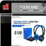 Sennheiser HD 25 DJ Headphones (Adidas) - $150 (Brisbane Instore Only)