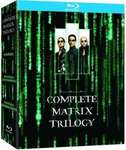 The Matrix Trilogy Blu-Ray 3 Disc Box Set ~ $16.20 Delivered from Zaavi