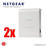 NetGear XETB1001 Powerline Network Adapter Kit (Twin Pack) $30.95 Delivered