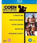 The Coen Brothers Collection [Blu-Ray] [Region Free] - $20.58 AUD Shipped