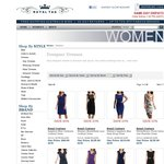 Extra 10% OFF All Women's Dresses + FREE Shipping