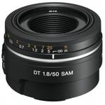 Sony Alpha DT 50mm F1.8 SAL50F18 Lens $117.45 Delivered (Grey)