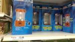 Coleman Rechargeable LED Lantern $15 at Target, 64 Lumen