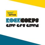 Brisbane Launch of Optus Rock Corps, Get Rewarded for Giving!