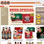 Hahn Super Dry 330ml Stubbies $45 Per Carton or 2 Cartons for $85 - BWS SA