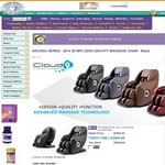 3D ZERO Gravity Massage Chair with MP3 $3495 - 2 Units Only @ Chemist Australia (over 50% off)
