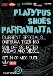 Onitsuka Tiger $50 Platypus Shoes, Selected Models (SYD: Parra, Others? MELB: Central/Docklands