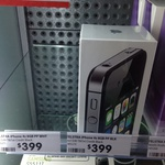 Telstra or DickSmith: Telstra Prepaid iPhone 4S 8GB for $399 Only BONUS $30 Credit