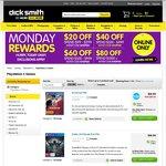 Shadow Mordor, Drive Club, FIFA15, NBA2K15 Any 2 for $85 ($100 No AMEX) for PS4/Xbox (No Driveclub) @ DSE