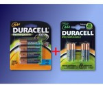 2x 4 Duracell Rechargeable Batteries (AA&AAA) $29.99 + Free Standard Shipping @ Brand Port