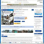 PS4 Assassin's Creed IV Black Flag - $27.58 + Delivery @ Play Asia