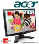 """ShoppingSquare - Acer 18.5"""" LCD Monitor for $128.95 ($99 After Cashback) + $18 Shipping"""