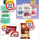 (1/2 Price) Listerine 500ml $3.94, Bulla Ice Cream 2L $3.84, SunRice Brown Rice 5kg $6.80 @Coles