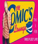 See Australian Legendary Comedian Greg Fleet for Free $0 Live in Nth Melb (The Comics Lounge) Thu 5 Feb 8pm