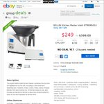 Bellini Kitchen Master BTMKM600X from Target - Group Deal on eBay $249 Save $150