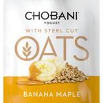 FREE Chobani Yogurt with Steel Cut Oats @ Martin Pl Station (SYD) & Central Train Station (BRIS)