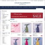 Charles Tyrwhitt Business Shirts from $29.75 (Free Delivery When Order over $75)