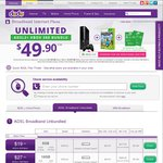 Dodo Unlimited ADSL2+ for $29.90 P/M (No Bundling Required)