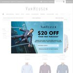Van Heusen 3 Shirts for $90 + $9.95 Shipping (Orders over $100 Free Shipping)