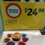 Lavazza A Modo Mio Minu $24.99 @ Coles [Limited Stock]