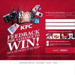 KFC Instant Win 1 of 102 Samsung Prizes