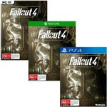 Fallout 4 (PC, Xbox, PS4) + Perk Poster $58 Shipped @ The Gamesmen eBay - 2,000 in Stock