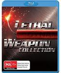 Lethal Weapon - Complete Collection Blu-Ray $15.98 @ JB Hi-Fi