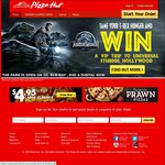 Any 3 Pizzas + Garlic Bread + 1.25l Pepsi Max, Delivered for $25.95 + More [WA] @ Pizza Hut