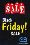 GamesDeal Black Friday Sale- Xbox 12 Month Card - US $24.49/AU $33.79, Fallout 4 - US $31/AU $42.79