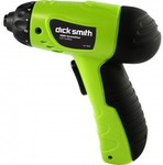 Cordless Electric Screwdriver $15 (RRP $69.98) @ Dick Smith
