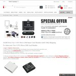 5-in-1 OTG Micro USB Smart Card Reader for US$2 (~AU $2.73) Shipped @ Zapals