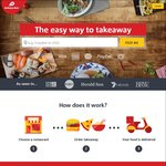 Delivery Hero - Double The Normal First Timer Discounts - Wednesday & Thursday 5pm-10pm AEST