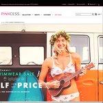 Customised & Artist-Made Swimwear from US$15 (~AU$19.79) (Save 50%) & Free Shipping @ Pinkcess