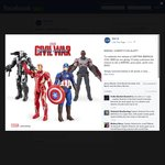 Win 1 of 10 Marvel Prize Packs from BIG W
