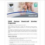 Free Deluxe Steelcraft Stroller Organiser (Worth $34.95) with Purchase of BOB, Agile or Strider Compact
