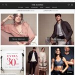 Extra 30% off All Sale Styles - The Iconic