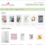 40% off Everything in Store at The Natural Newborn. Shipping from $8.50, Free Shipping for Orders over $100