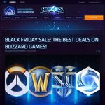 blizzard games and digital goods black friday sales 75 off wow