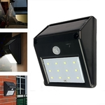 12-LED Solar Powered Motion Sensor Light $7.26 US (~ $9.75 AU) Shipped @ Tmart