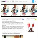 PROMOTIX - xXx: Return of Xander Cage Movie 2x Tickets $8.95 (VIC / SA / WA)