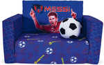$15 Messi Foldout Kids Sofa @ BigW Garden City, Brisbane