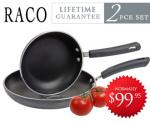 [COTD] Raco Twin Pack Premium Frypan Set [$19.95 + $8.95 Shipping]